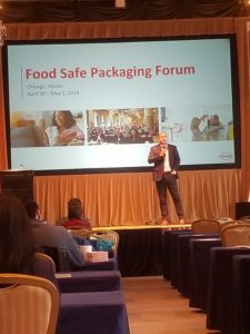 AJ Adhesives Attends the Henkel Food Safe Packaging Forum 2019 | AJ